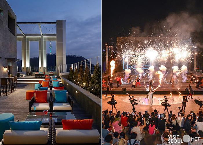8월, 나이트라이프와 즐기는 서울의 야경