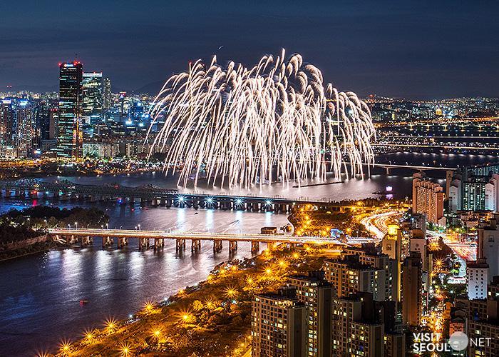 축제가 몰려온다! 세계불꽃축제