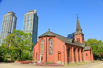カトリック・ヤキョン(薬峴)教会