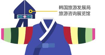 韩国旅游发展局旅游咨询展览馆