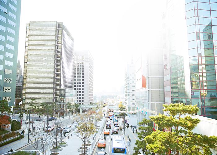 共存する都市、ソウル_ソウルロ7017