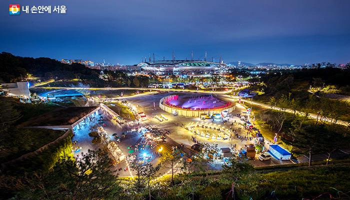 서울밤도깨비야시장(문화비축기지)