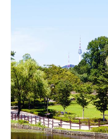 日常の中の小さな贅沢、ソウルヒーリングスポット_公園_龍山家族公園