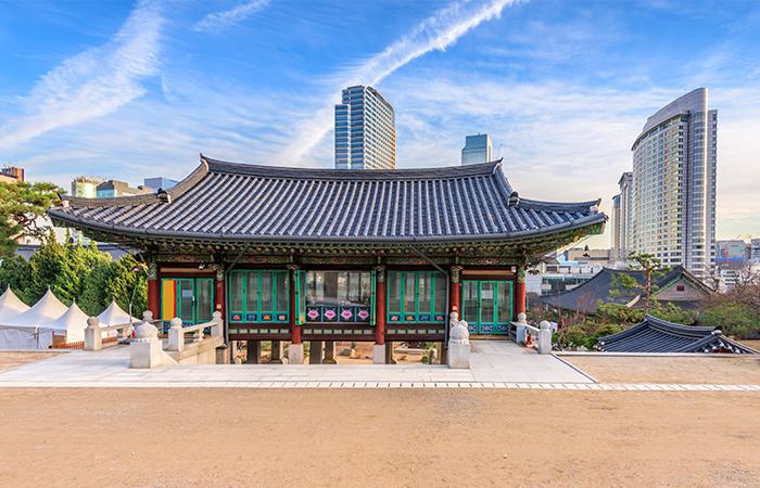 ソウルで楽しむ夏の終わり_癒しを求めてテンプルステイ_ポンウンサ_奉恩寺