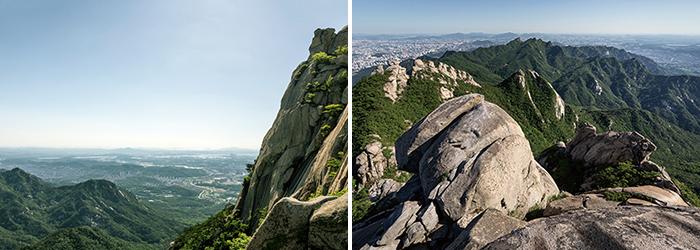 防弾少年団おすすめの七色ソウル_RMおすすめの_extreme_seoul_北漢山国立公園