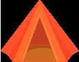 帳篷icon