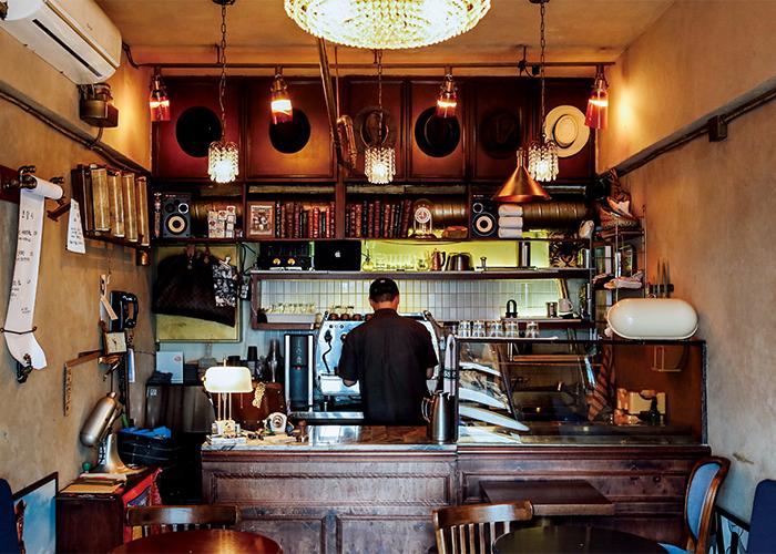 老虎咖啡厅