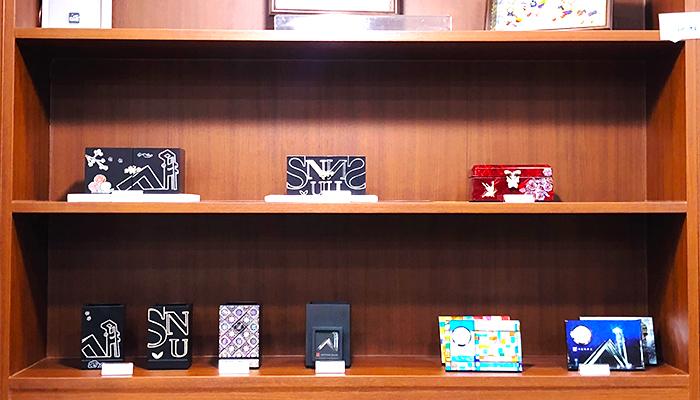 首尔大学纪念品店
