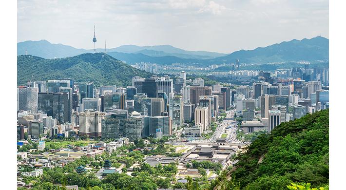 Seoul City Wall Trail01