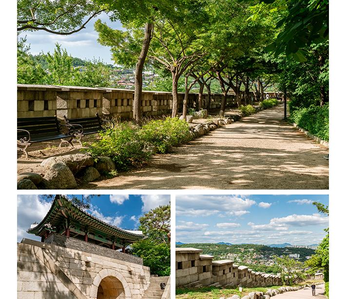 Seoul City Wall Trail02