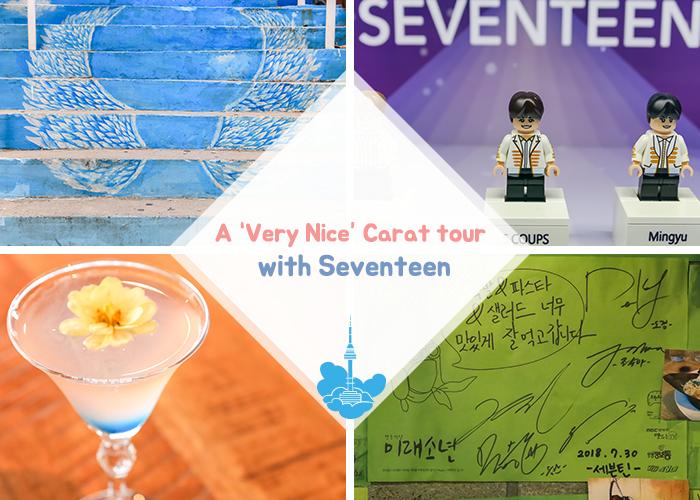 """A """"Very Nice"""" Carat tour with Seventeen"""