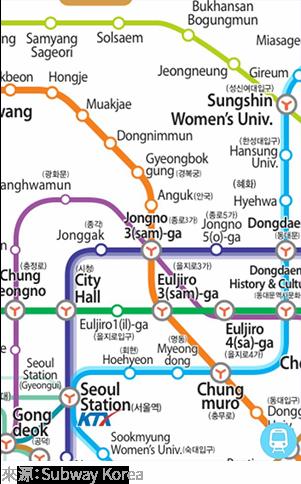 Subway Korea畫面,來源:Subway Korea