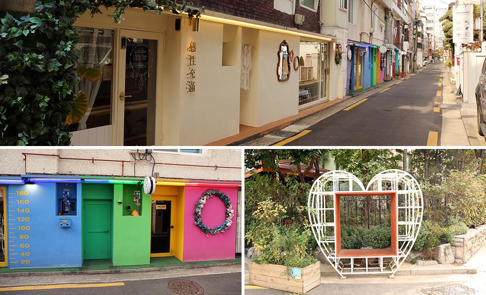Yeonnam-dong Workshop Street
