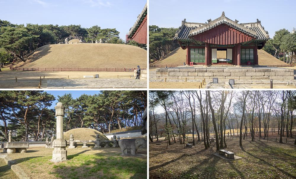 Seonjeongneung Royal Tomb