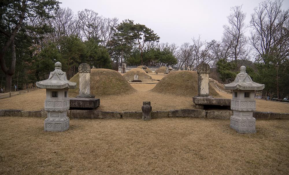 Tomb of King Yeonsangun, Seoul