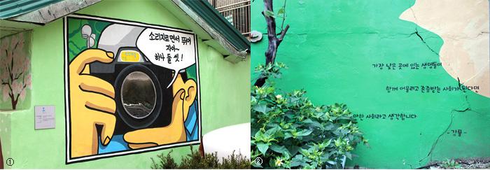 How Comics Revived a Neighborhood : Kang Full Cartoon Alley - Tours