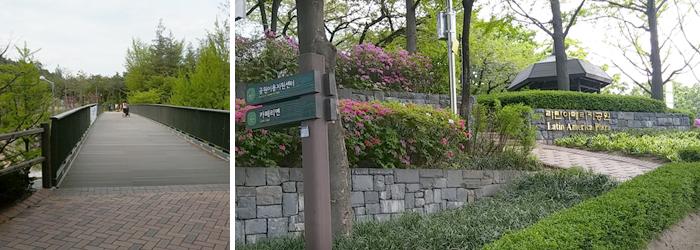 6호선 한강진역