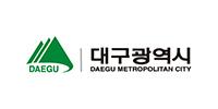 Daegu Metropolitan City logo Image