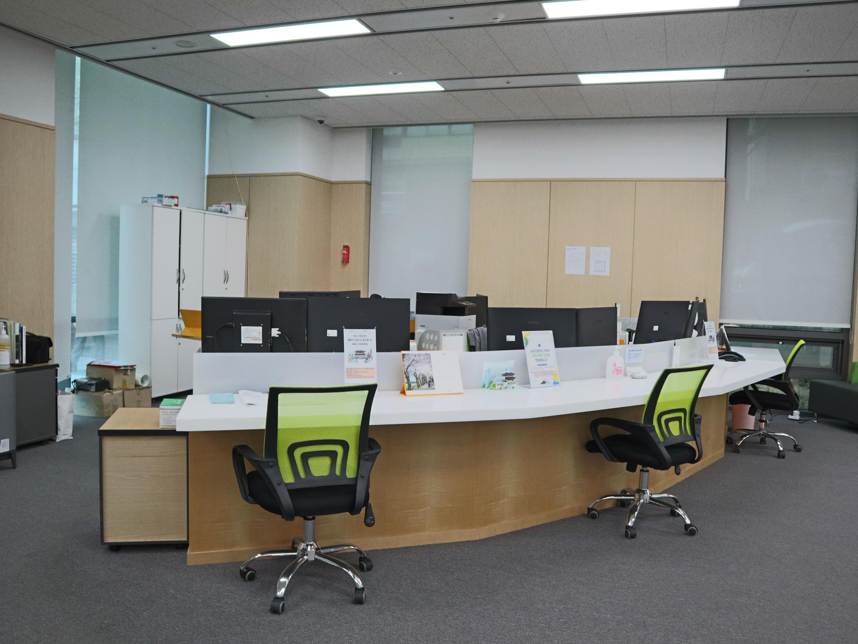 관광 정보 상담을 위한 서울다누림관광센터사진