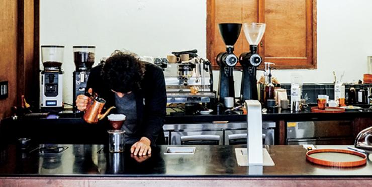카페 사진