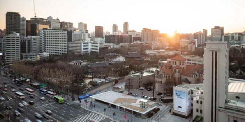 서울도시건축전시관 사진