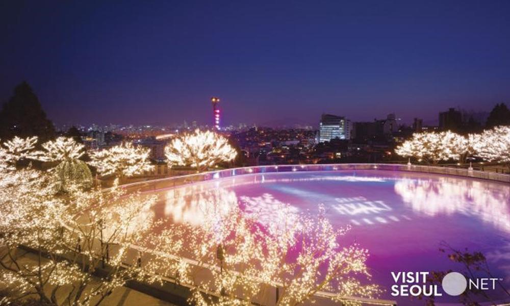 首尔君悦溜冰场